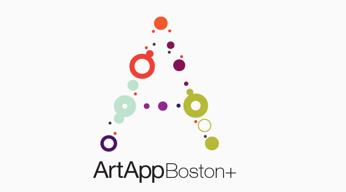 ArtApp Boston+ logo